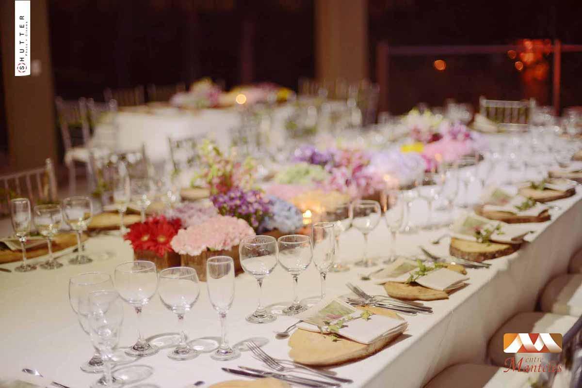 Decoraci n de bodas estilo minimalista tendencias matrimonios bodas en cali decoraci n de - Bodas tematicas ...