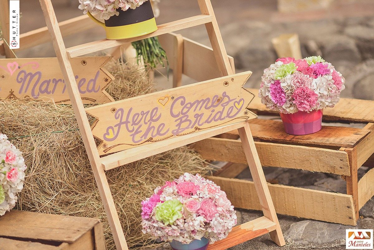 Blog entremanteles decoraci n bodas en cali for Decoracion rustica campestre